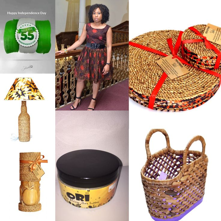 Happy 55th Independence Day to Nigeria, celebrate by getting yourself some creative handwork brands from Nigeria via www.nuerasamp.com.