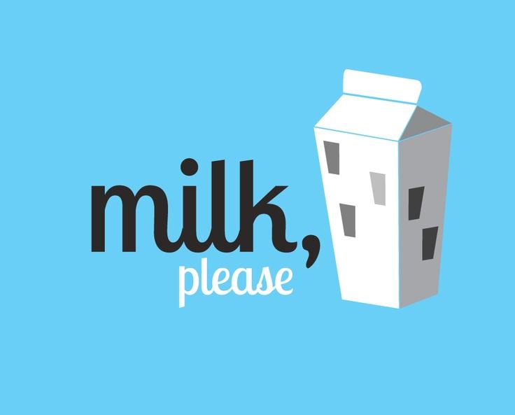 Ti è mai capitato di renderti conto di avere bisogno di qualcosa in casa, ma di non avere tempo e modo di raggiungere il supermercato? Con Milk, please! puoi farti portare a casa ciò di cui hai bisogno e guadagnare facendo piccole consegne! www.milkplease.it