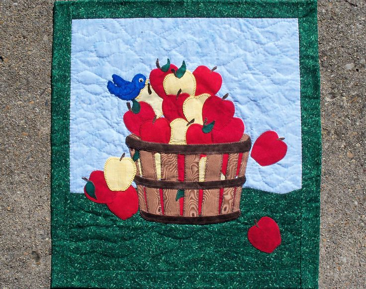 A Bushel and a Peck Wall Hanging