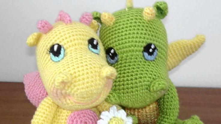 http://amigurumi.com-download.ru/dragon.php Амигуруми: Дракон. Бесплатная схема для вязания игрушки. FREE amigurumi pattern. #амигуруми #amigurumi #схема #pattern #вязание #crochet