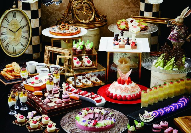 【東京】人気ケーキが食べ放題!スイーツバイキング・ビュッフェおすすめ9選