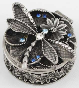 Dragonfly Jewelry Box - zendocat.com