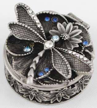 Dragonfly Jewelry Box - zendocat.com