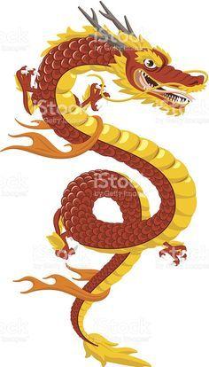 Dragón chino Cultura mundial illustracion libre de derechos libre de derechos