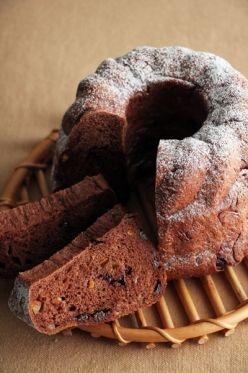 「チョコとオレンジのクグロフブレッド」takacoco   お菓子・パンのレシピや作り方【corecle*コレクル】