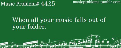 Music Problems : Photo