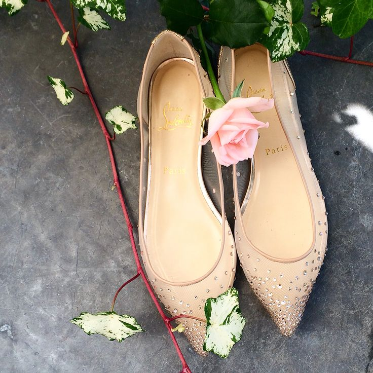 Louboutin, fairy Shoes for Roxelliennes