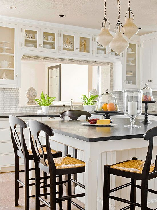 great for gathering kitchen islands with seating
