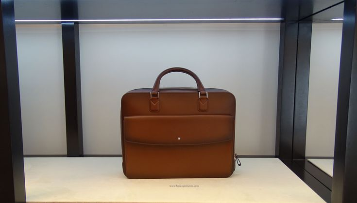 attaché #Montblancde la nueva colección Sfumato