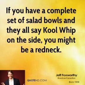 Jeff Foxworthy Quotes | QuoteHD