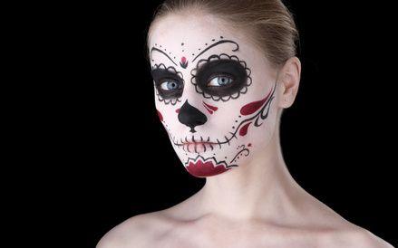 Halloween v Mexiku