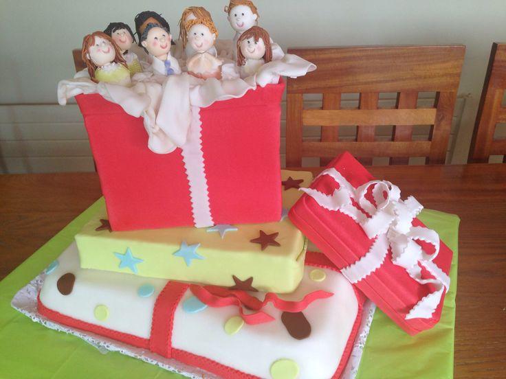 Mi familia un regalo!!