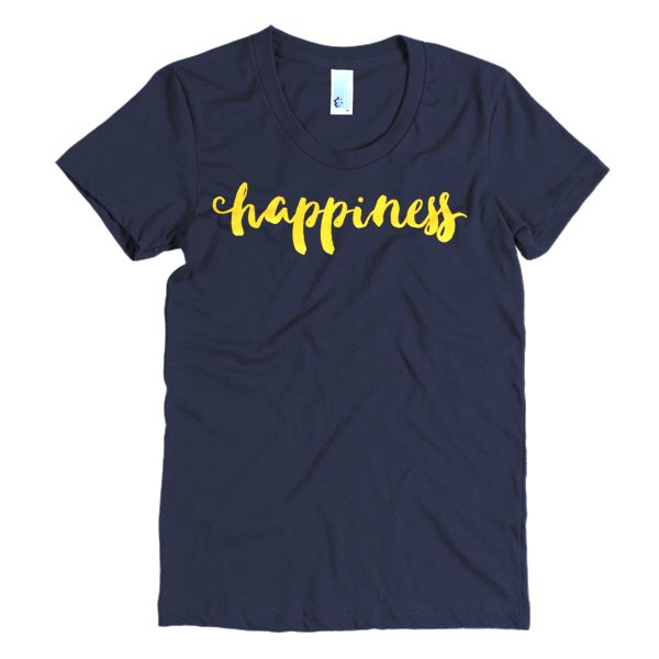 BeYouTees® Happiness tee