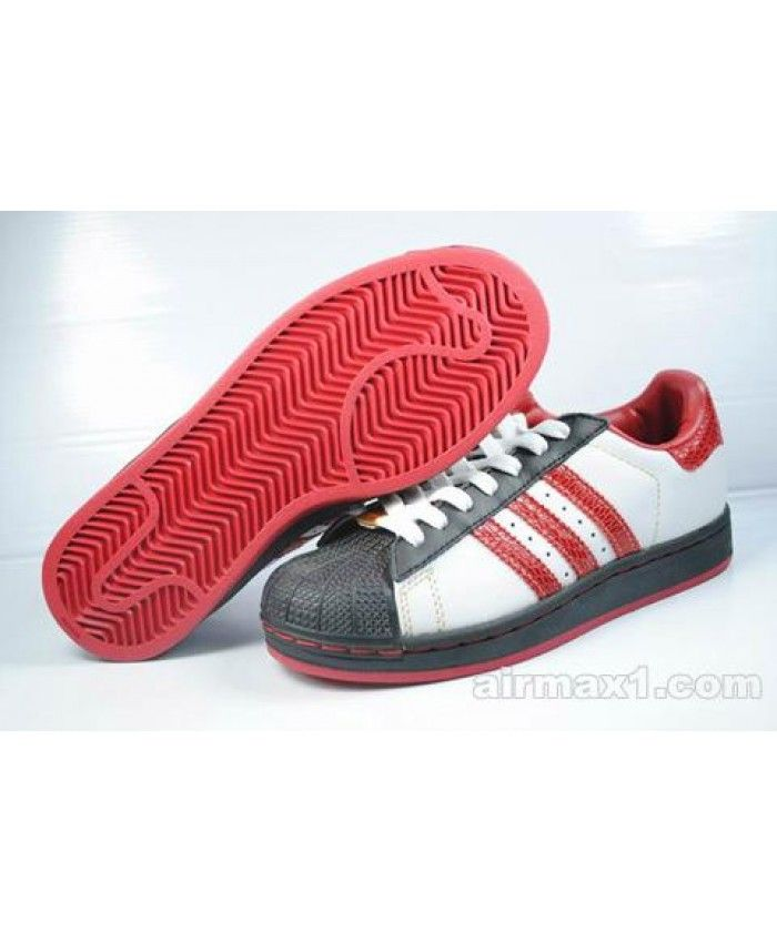 quality design 69892 24fc7 New Arrival Fashion Adidas Superstar Mens Red Cheap Trainers ...