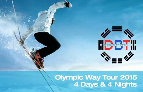 Find out about our latest ski tour: OLYMPIC WAY TOUR 4N/4D