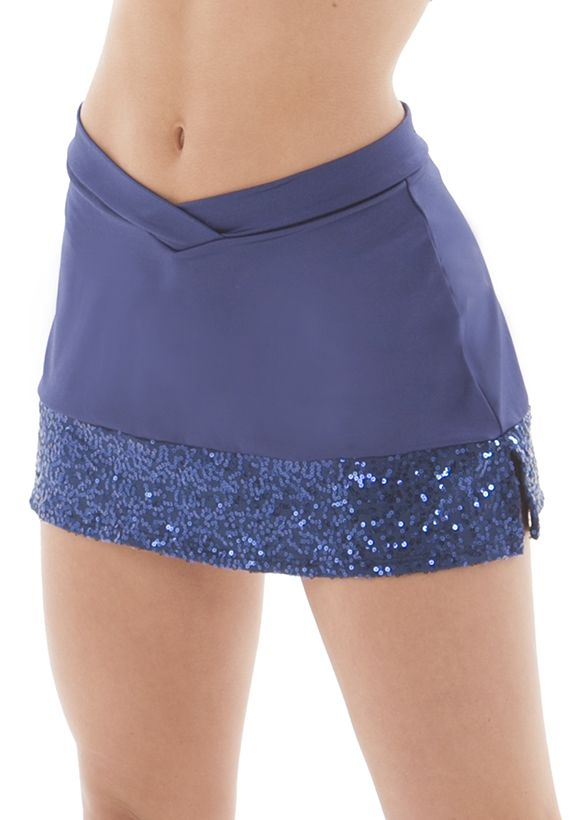 Great skirt for cheer or dance teams. Game day uniforms. Any color. 690-128