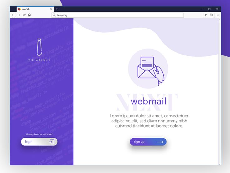 Next Webmail ( Login & Sign Up )