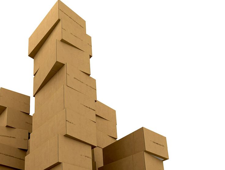 We can easier your move to pack box