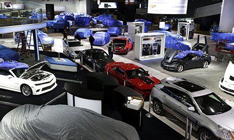 Detroit motor show: how the US youth fell out of love with car culture The under-35s are driving less and less, a problem that America's automobile industry is desperate to find a solution to          The Guardian, Friday 10 January 2014