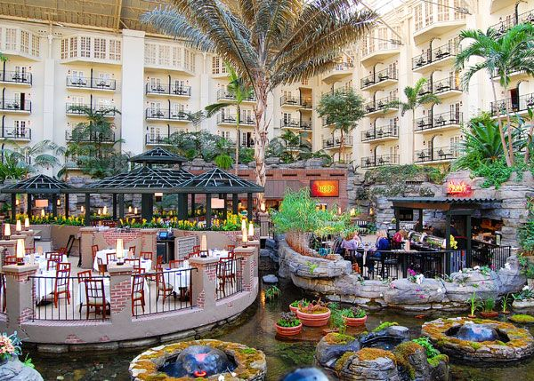 Our Experience Inside The Lord Opryland Hotel Nashville Places I Have Been And Would Go Back Pinterest