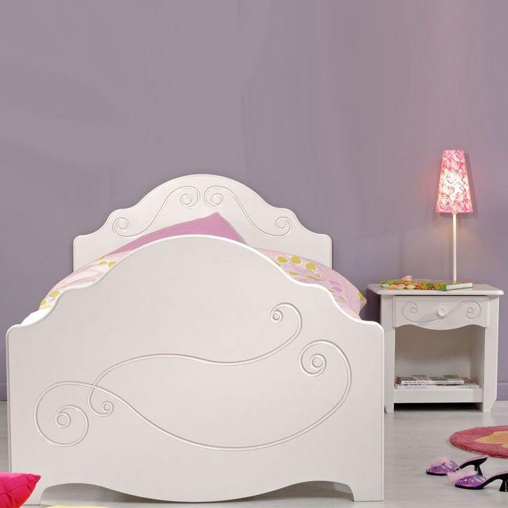 die besten 25 kinderbett m dchen ideen auf pinterest. Black Bedroom Furniture Sets. Home Design Ideas