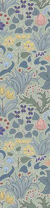 Image of the wallpaper design called Woodland Carpet.