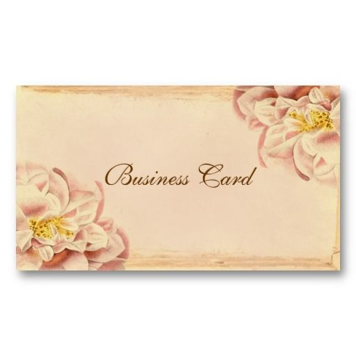 collections of pink and green business cards