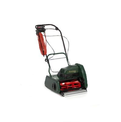 Allett Sandringham 14E Electric Cylinder Lawn Mower  | Mow Direct