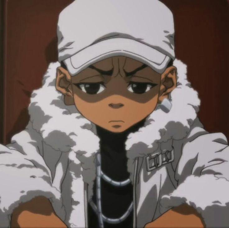 "Boondocks/Riley Freeman ""You got supreme authority over"