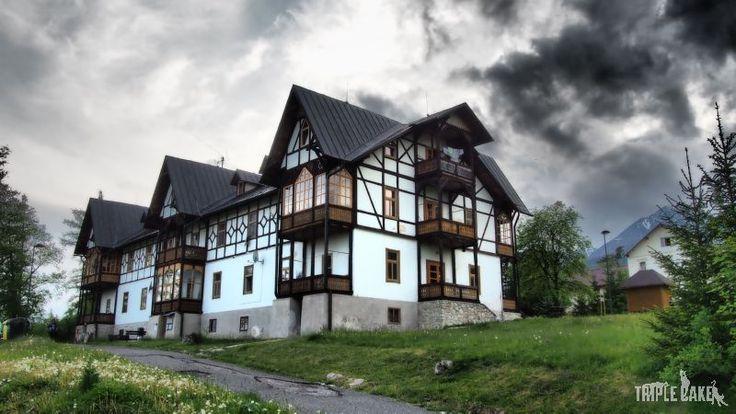 Tatranska Polianka, May 2016