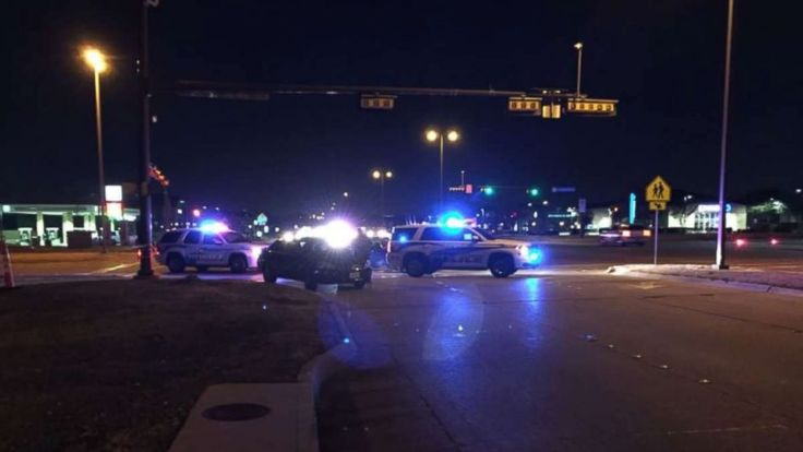 Texas police officer killed while investigating disturbance; suspect arrested