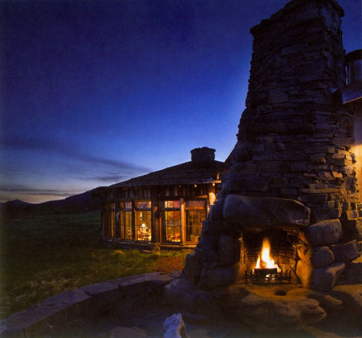 Western Ranch Home