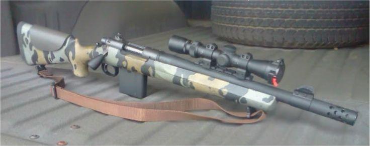 Custom Rem 700 Scout | Firearms & Accessories - Non-AR's ...