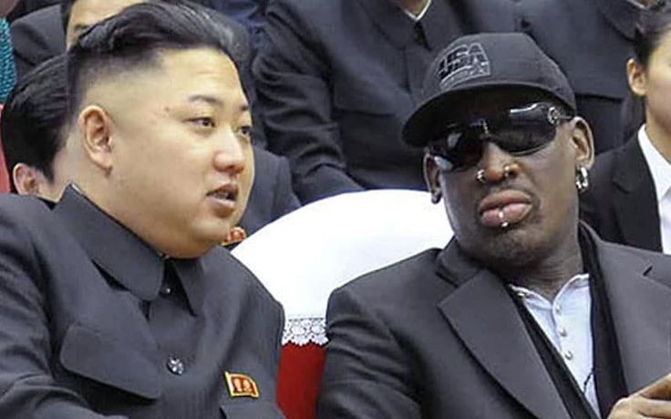 "OMG!! Dennis Rodman is here to remind us, ""I love Donald Trump,"" and the North Korean supreme leader is just misunderstood."