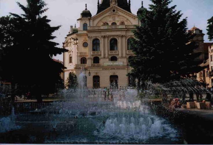 State Theatre, Kosice Slovakia