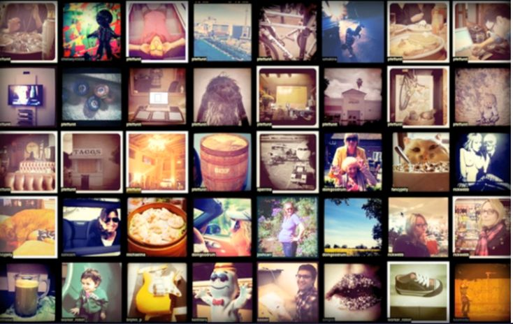 Screenstagram lets you use your Instagram feed as your computer screensaver. Cool!