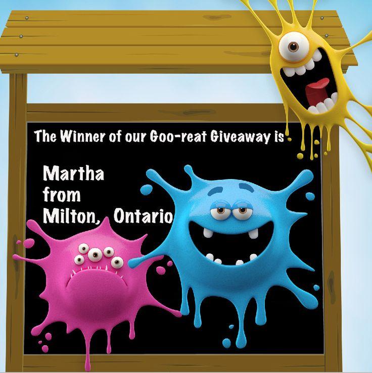 Goo-reat Giveaway Winner! | Party Fun Box