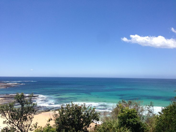 Ulladulla in New South Wales