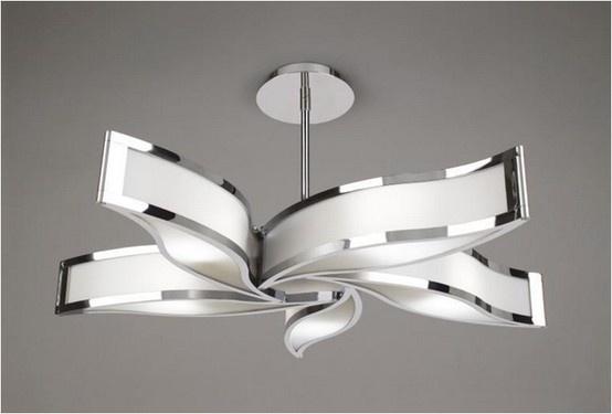 Lámparas modernas #modern #lamps