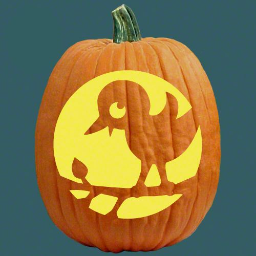 Images about back to nature pumpkin carving patterns
