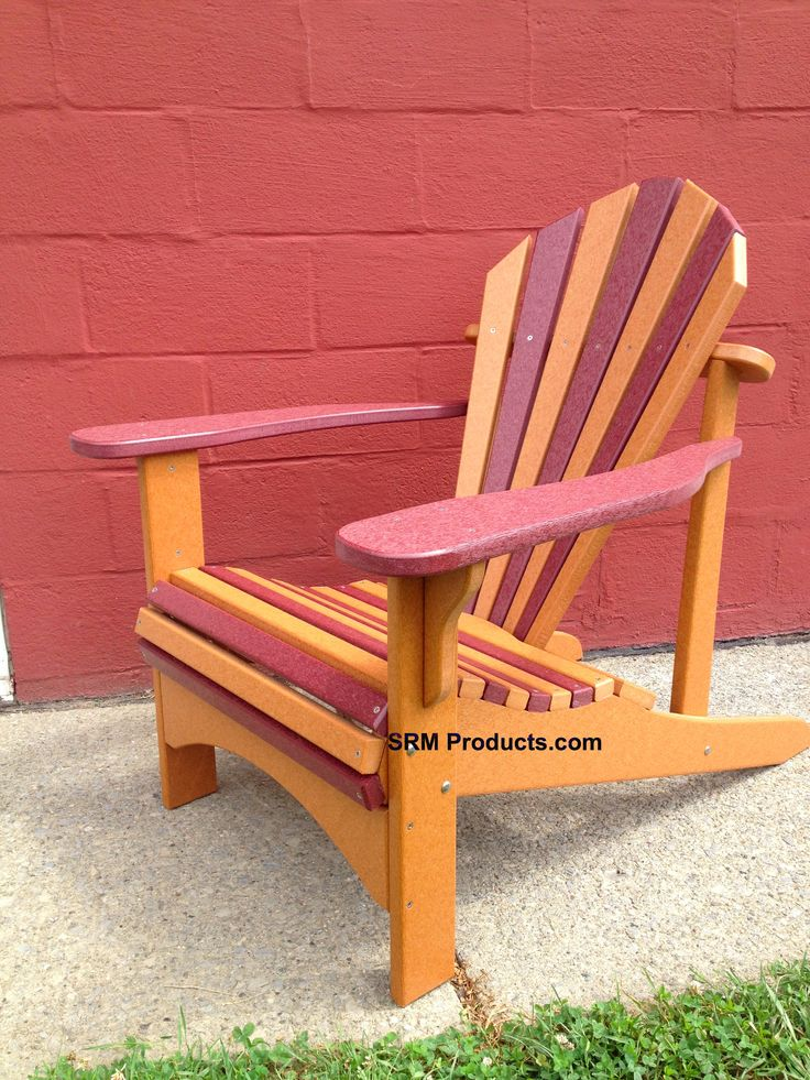 model 100 cwcd mix echo friendly composite polywood adirondack chair made by