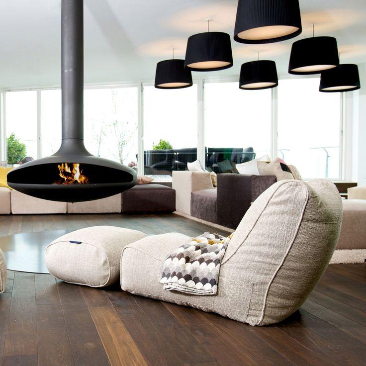 Indoor Bean Bags | Evolution Sofa - Eco Weave
