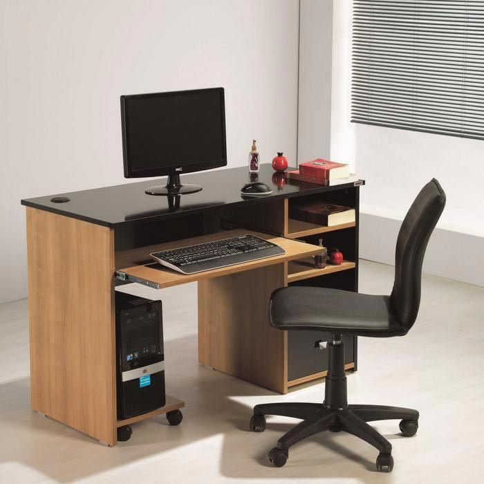 Evinizde kullandığınız çalışma masaları aslında birer bilgisayar masası olarak da kullanılabilir.