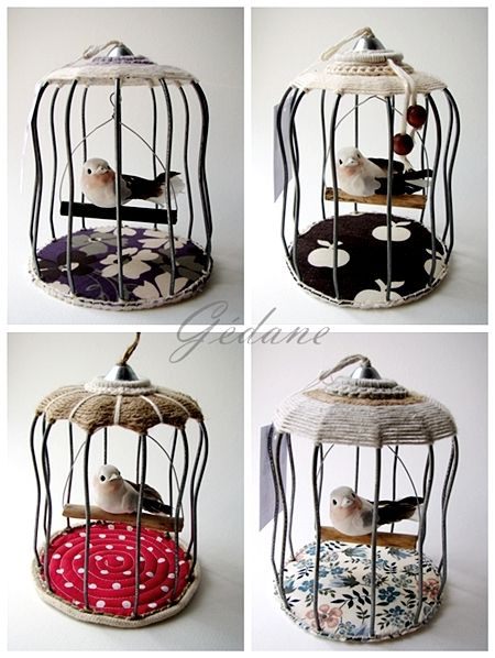 21 best images about bird cage cage oiseau on for Cage a oiseau decorative