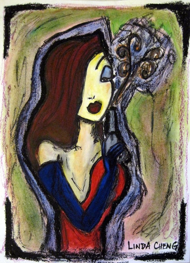 "Jessica Rabbit 8.5x11"" - By Linda Cheng Categories: #cartoon, #jessicarabbit, #comic,  #mrrogers, #portrait, #womancartoon, #womanwatercolorpainting, #womanpainting, #artwork, #painting, #originapainting, #drawing, #contemporaryart, #abstractart, #modernart, #contemporarypainting, #abstractpainting, #modernpainting www.linda-cheng.com"
