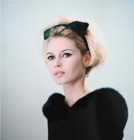 Brigitte Bardot in the 60s.    One of the most beautiful creatures to grace this planet.