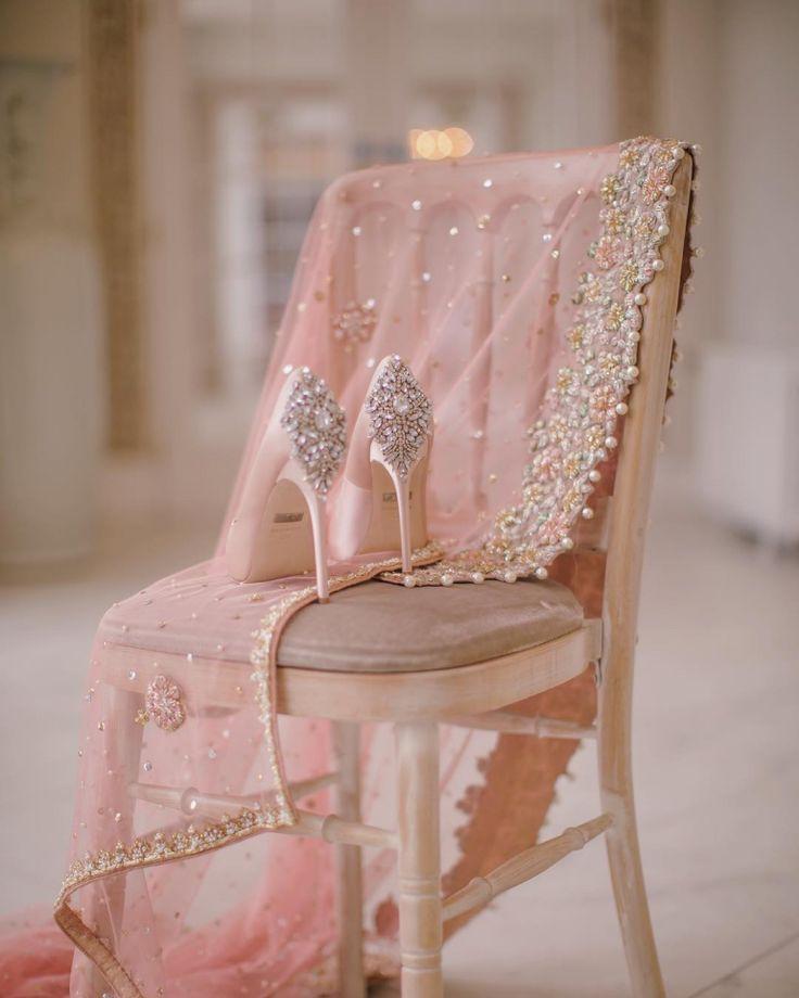 Real bridal shoes