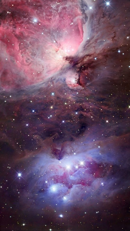 Awesome Photo of Sword of Orion Constellation and Nebula | seepicz - See Epic Pictures