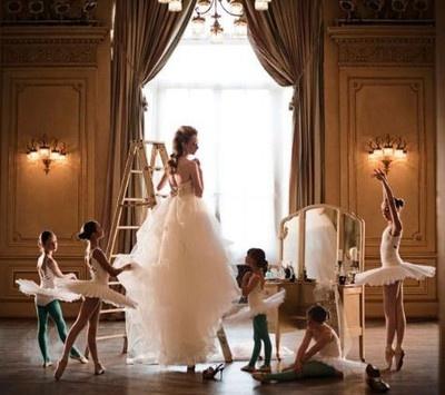 The brides dream
