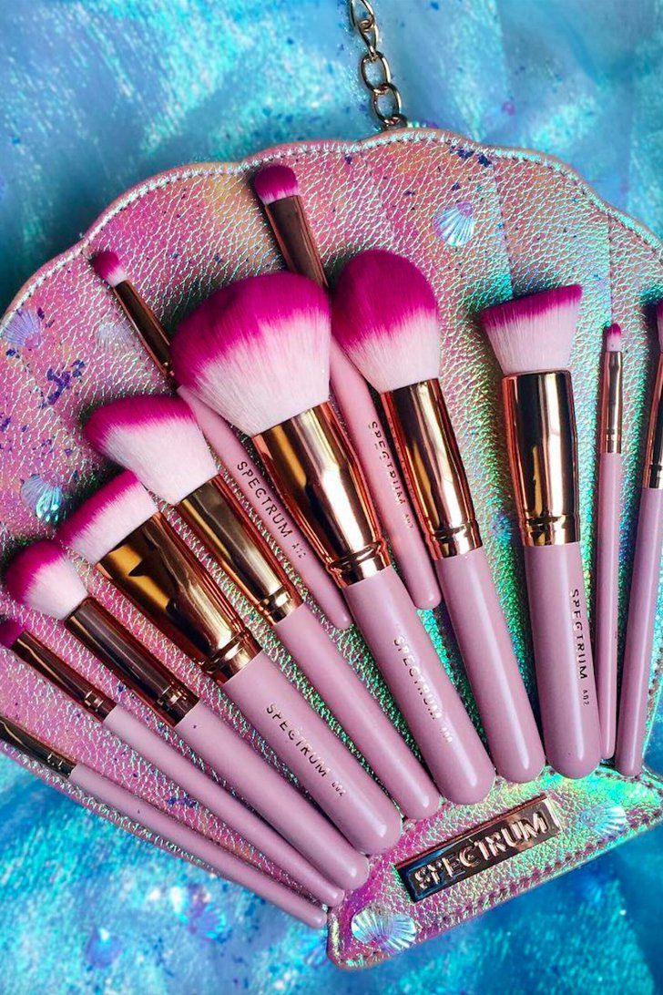 Transform Into the Ultimate Mer-Babe With These Stunning Makeup Brushes